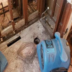 repairing damage